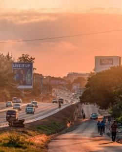 Independence Avenue Lusaka